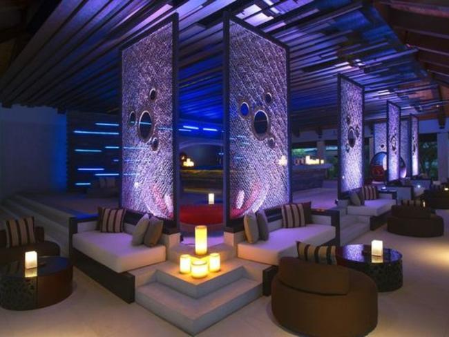 Velassaru Maldives - bar