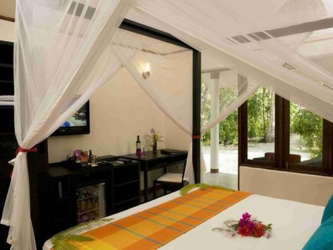 Vilamendhoo Island Resort - zahradní pokoj