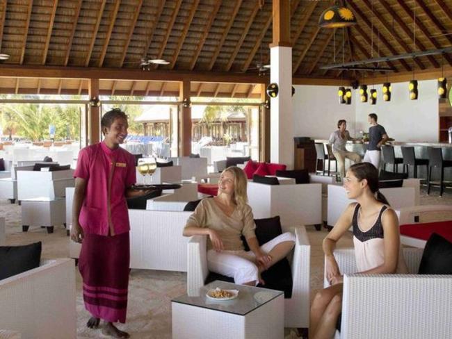 Vilamendhoo Island Resort - restaurace