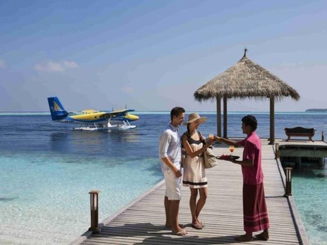 Vilamendhoo Island Resort - molo