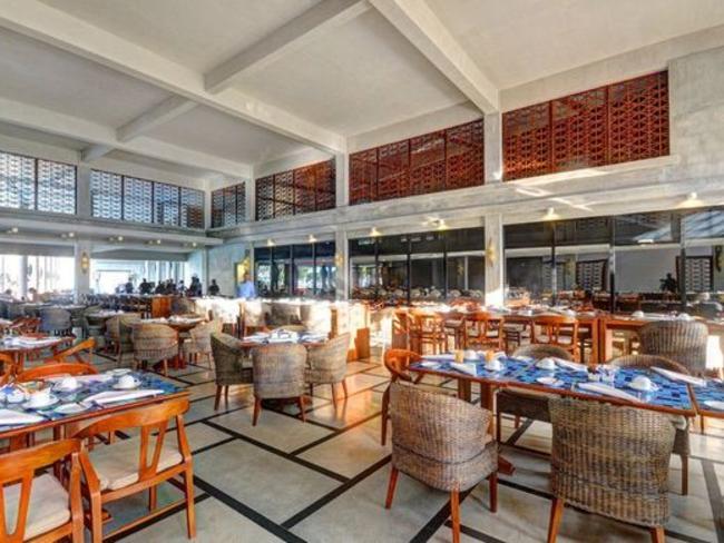 Cinnamon Bey Beruwala - hlavní restaurace