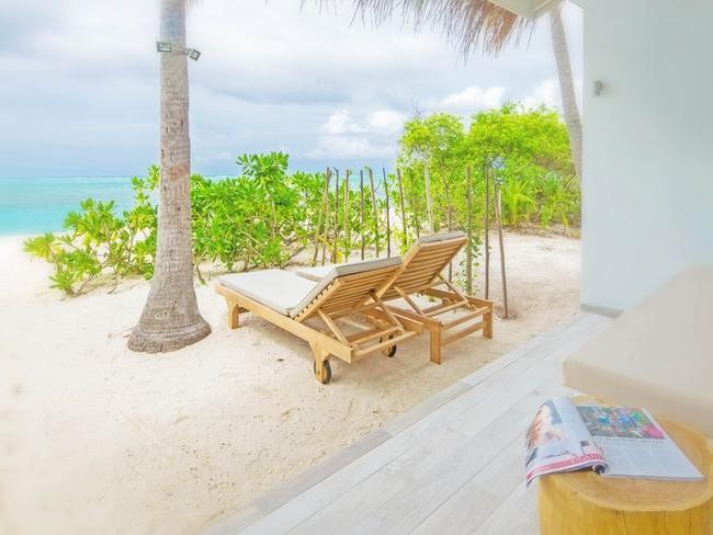 Cocoon Maldives - Plážová vila
