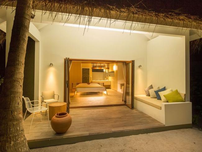 Plážová suita - Cocoon Maldives