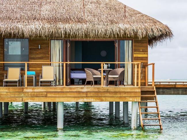 Vodní suita Lagoone - Cocoon Maldives
