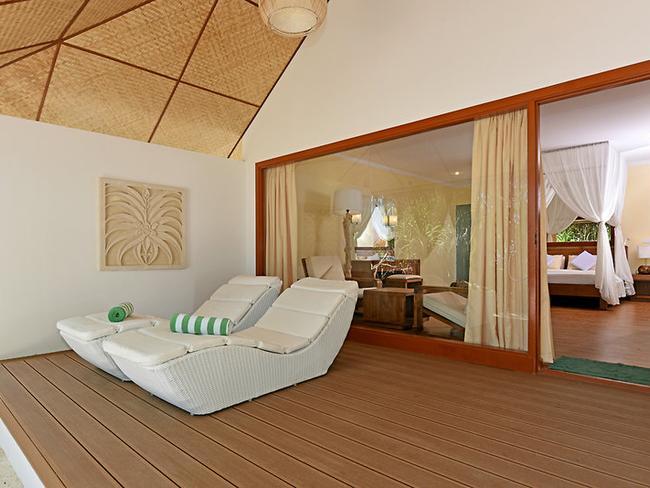 The Dreamland Unique Sea & Lake resort - plážový bungalov