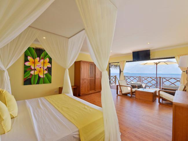The Dreamland Unique Sea & Lake resort - vodní bungalov
