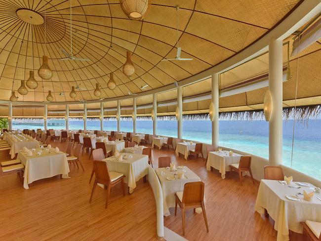 The Dreamland Unique Sea & Lake resort - restaurace