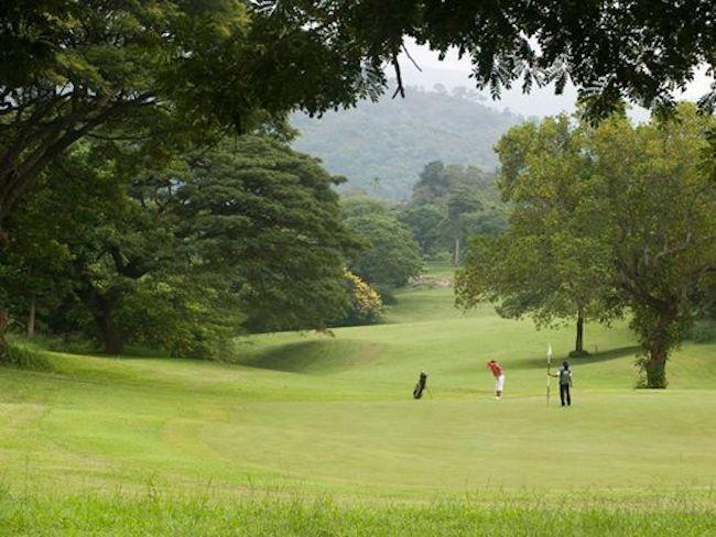 Zájezd golf na ostrově Srí Lanka