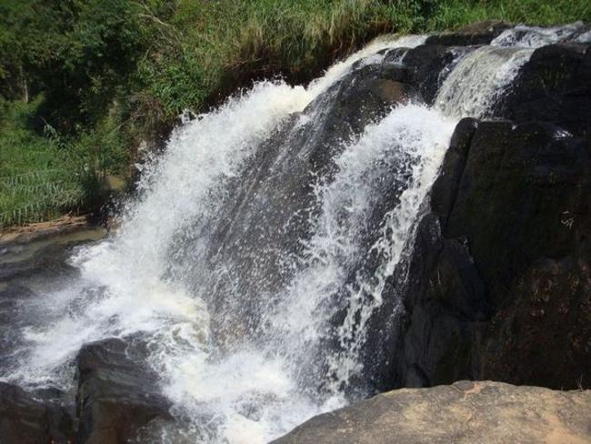 Zájezdy Srí Lanka - vodopád