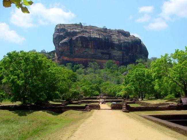 Sigiriya Srí Lanka