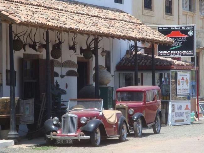 koloniální město Galle, Srí Lanka
