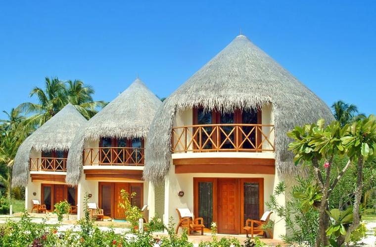 Bandos Island resort - dovolená Maledivy