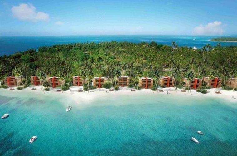 The Barefoot Eco Hotel - zájezdy Maledivy