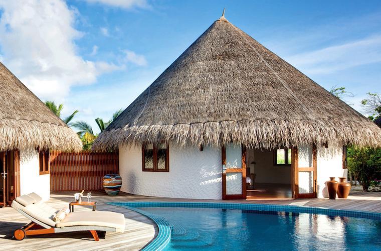 Hideaway beach resort - zájezd Maledivy