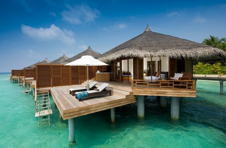 Kuramathi Island resort - zájezd Maledivy