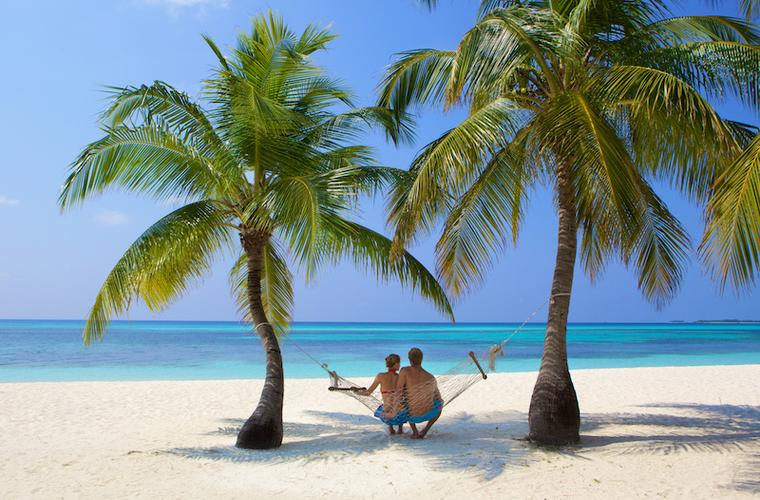 Kuredu island resort - zájezd Maledivy