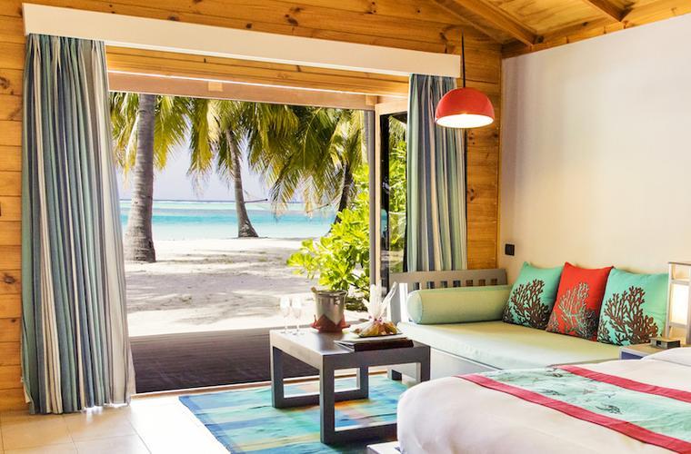 Meeru Island resort - zájezdy Maledivy