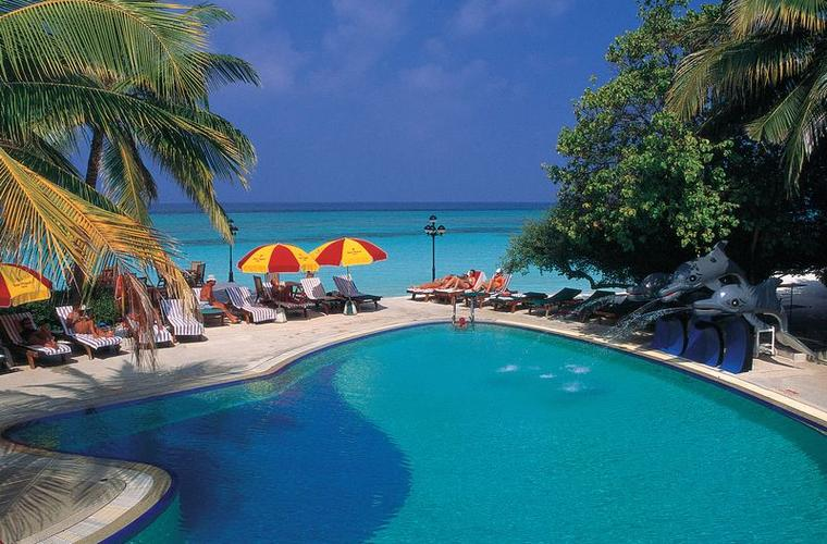 Paradise island resort - zájezd Maledivy