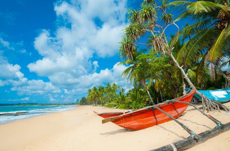 Pobytová dovolená Srí Lanka - Maledivy