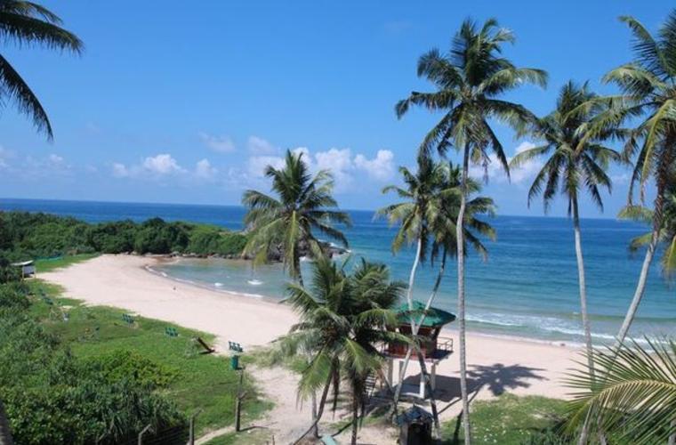 Shinagawa beach resort, Srí Lanka