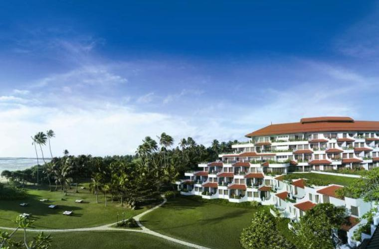 Taj Bentota resort & SPA - zájezd Srí Lanka