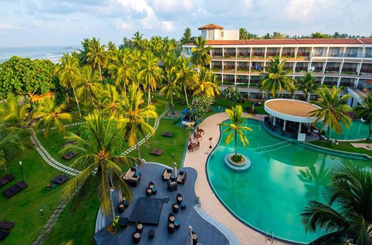 The Eden resort Beruwala