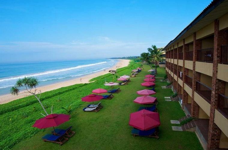 The Long beach Koggala - zájezd Srí Lanka