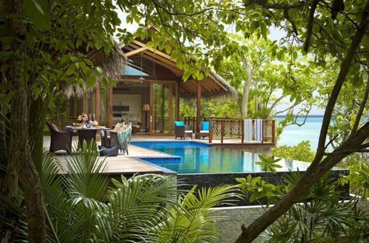 Shangri La´s Villingili resort