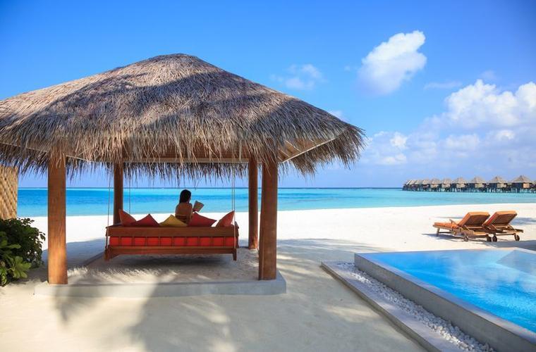 Sun Aqua Vilu Reef - zájezd Maledivy