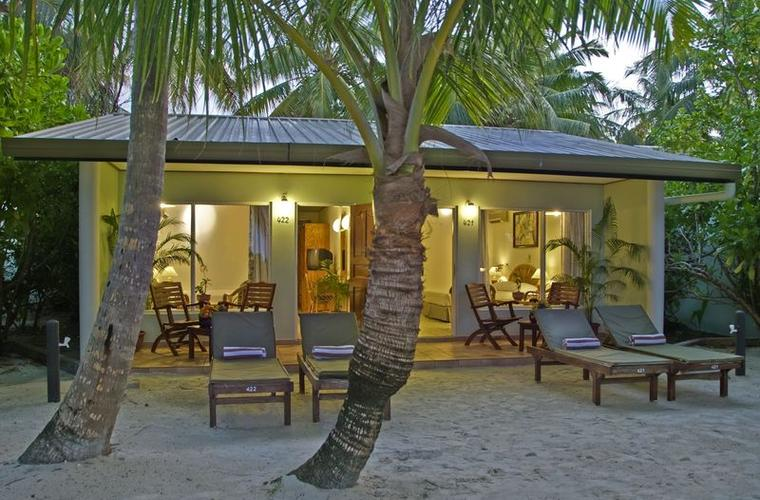 Sun island resort, pokoj standard - zájezd Maledivy