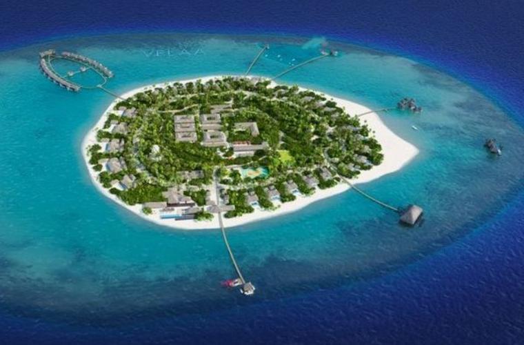 Velaa Private Island - dovolená Maledivy