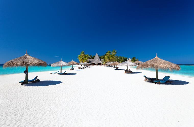 Veligandu island resort - zájezd Maledivy