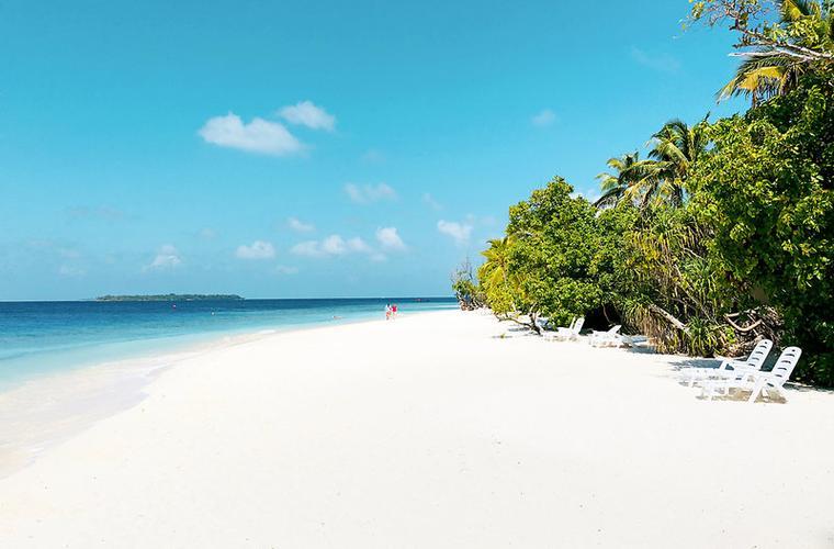 The Dreamland Unique Sea & Lake resort - zájezd Maledivy