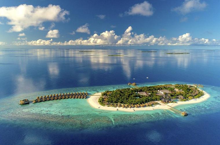 Kudafushi resort island resort - zájezd Maledivy