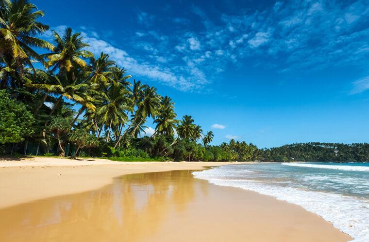 Zájezd Srí Lanka - sever a východní pláže