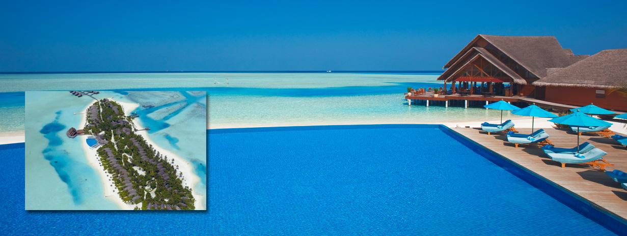 Anantara Dhigu - zájezdy Maledivy