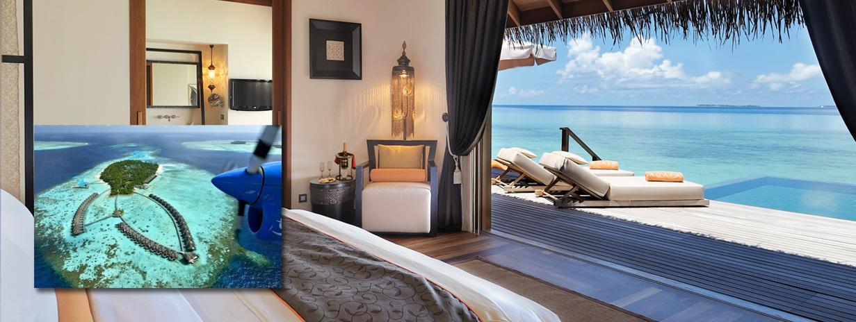 Ayada Maldives - zájezdy Maledivy