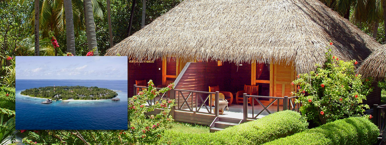 Bandos Island resort - zájezd Maledivy