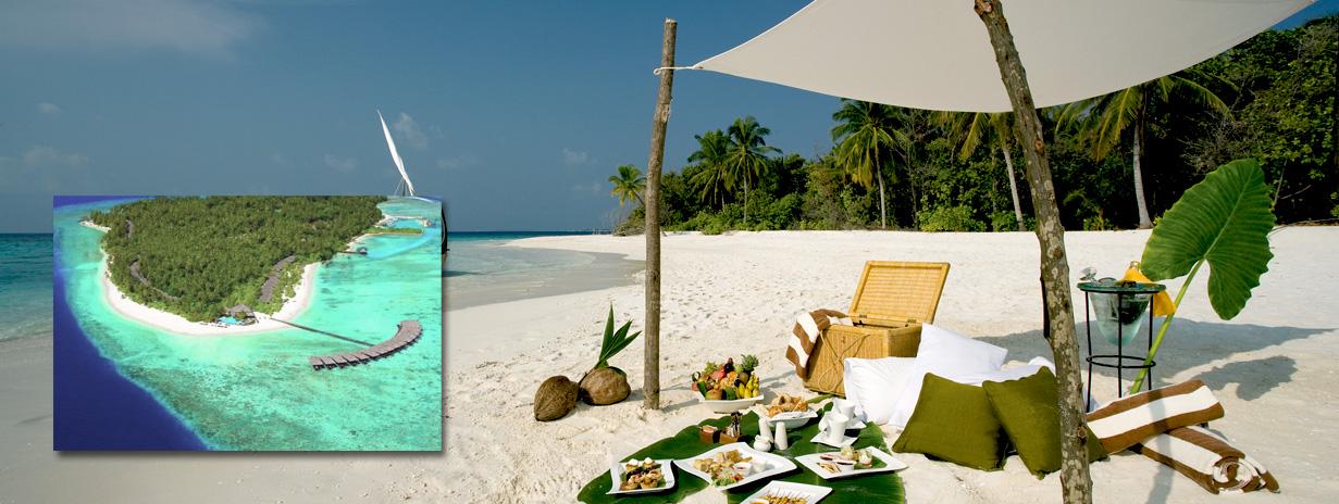 Filitheyo Island resort - zájezd Maledivy