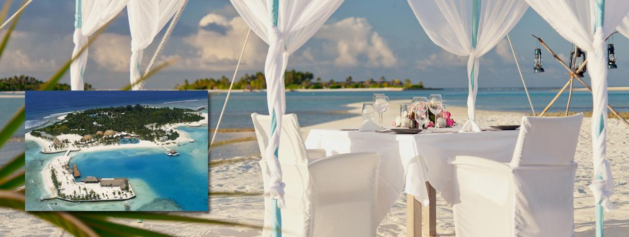 Holiday Inn Kandooma - zájezd Maledivy