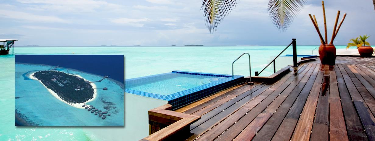 Kihaad Maldives - zájezdy Maledivy