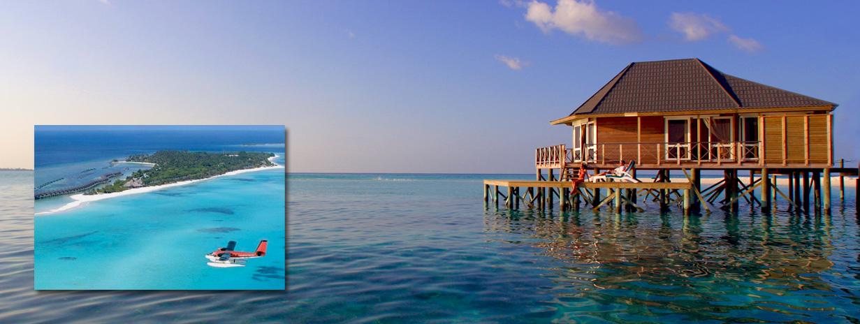 Kuredu Island resort - zájezdy Maledivy