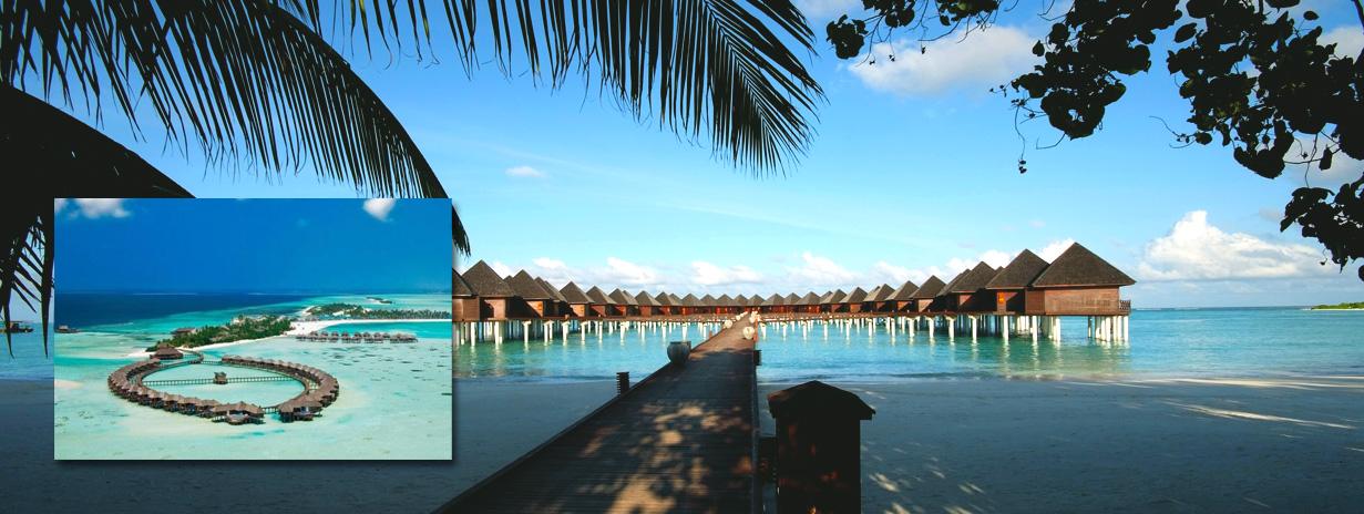 Olhuveli Beach resort - zájezdy Maledivy