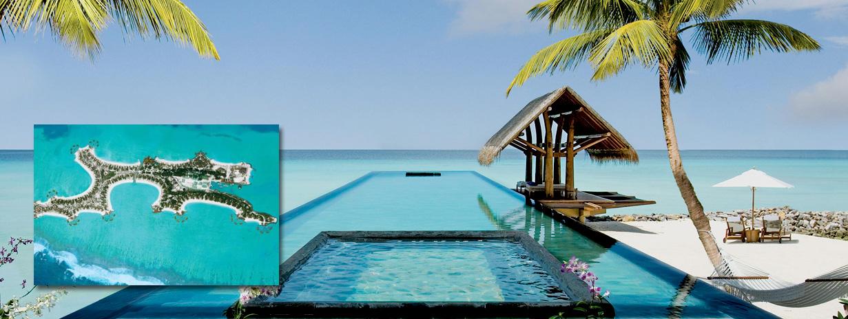 One and Only Reethi Rah - zájezdy Maledivy