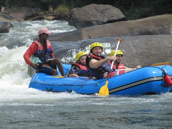 Rafting - treking džunglí - kaňoning
