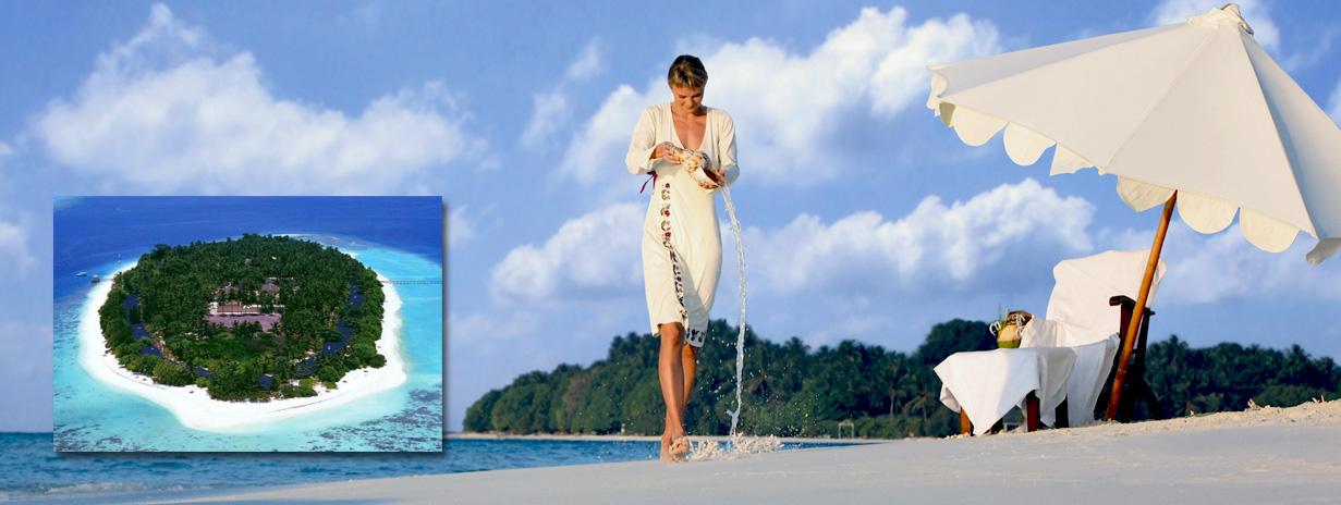 Royal Island resort - zájezdy Maledivy