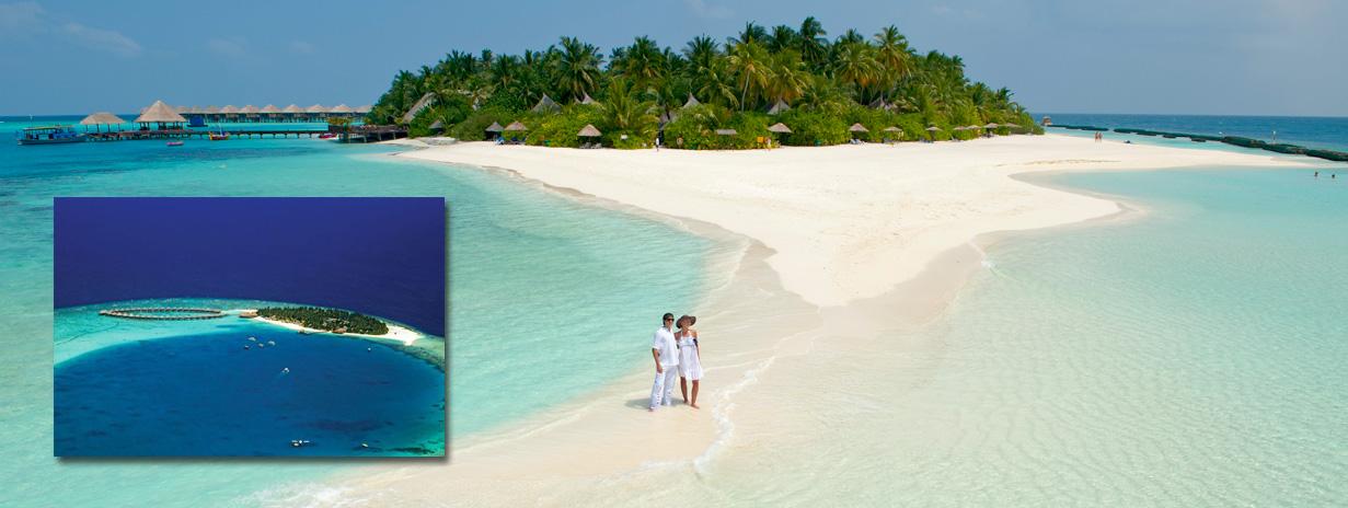 Sun Aqua Vilu Reef - dovolená Maledivy