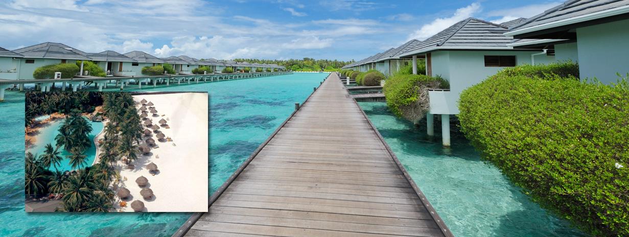 Sun Island resort - zájezd Maledivy