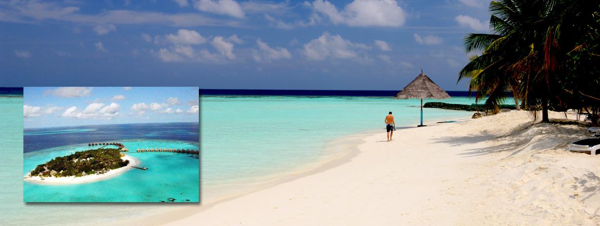 Thulhagiri Island resort - zájezd na Maledivy