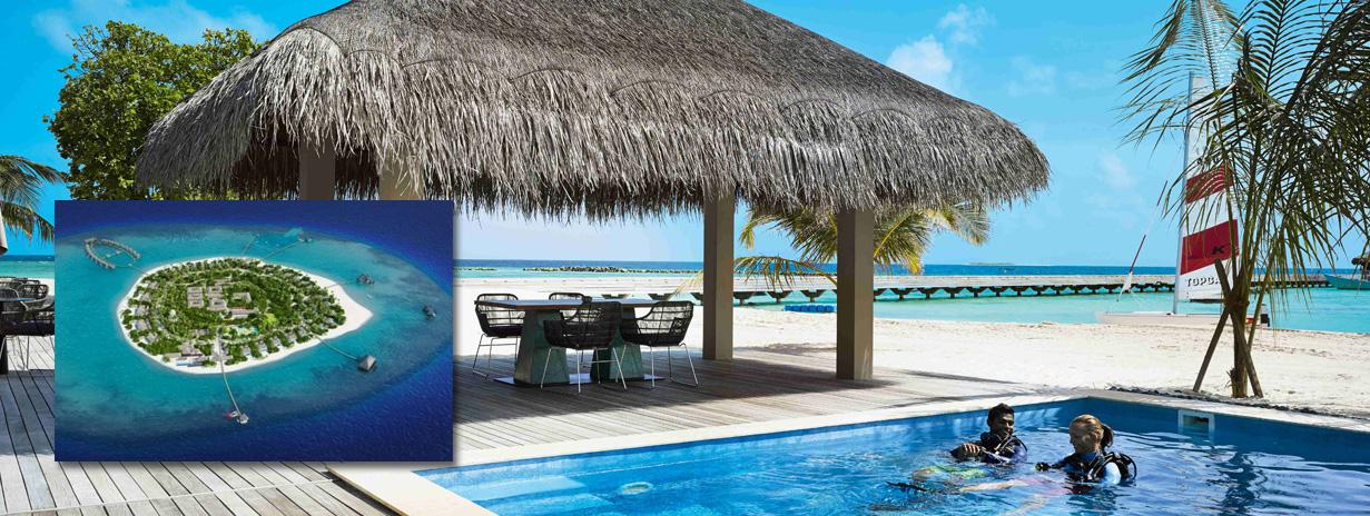 Velaa Private Island - zájezdy Maledivy